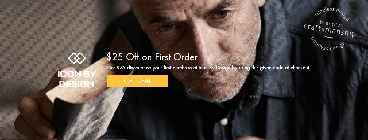 icon by design-$25 off on first order